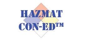 Introducing HAZMAT Con-ED